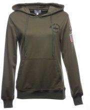 Pullover con cappuccio US Army