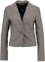 New Look CHECK CROP Blazer grey