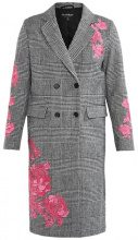 Miss Selfridge EMBR CROMBIE Cappotto classico check