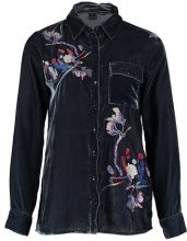 Lost Ink GOTHIC  Camicia black