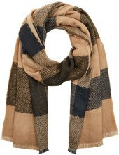 PIECES Pcjuki Long Scarf Pb, Sciarpa Donna, Marrone (Ginger Snap), Taglia Unica