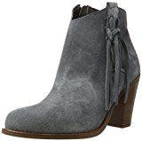 KaporalTexane - Stivali Mocassini Donna , grigio (grigio), 39