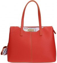 Borsa Shopping Alv By Alviero Martini  MIAM117D002B Shopper Donna RED