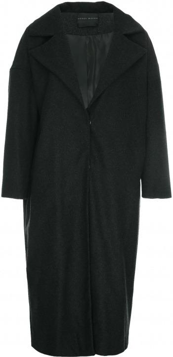 43aa6a3280d145 Cappotto di lana oversize con spalle scivolate | Bantoa
