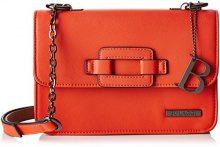 Bulaggi Redon Crossbody - Borse a tracolla Donna, Orange (Burnt Orange), 14x06x21 cm (B x H T)
