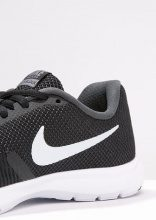 Nike Performance FLEX BIJOUX Scarpe da fitness black/metallic silver/cool grey/white