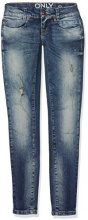 ONLY Onlcoral Sl Rea6470 Noos, Skinny Jeans Donna, Blu (Medium Blue Denim Medium Blue Denim), W31/L30