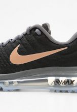 Nike Performance AIR MAX 2017 Scarpe running neutre black/metailic red bronze/dark grey