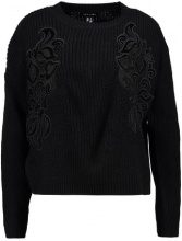 New Look PATCH Maglione black