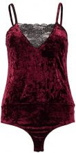 Missguided Top burgundy
