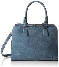 Betty BarclayBb-1138-lc - Borsa a spalla Donna , blu (Blau (Blueberry)), 12x27x36 cm (B x H x T)