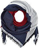 Tommy Hilfiger Oversize Argyle Blanket, Cappello in Felto Donna, Multicolore (Corporate Clrs 901), Taglia Unica