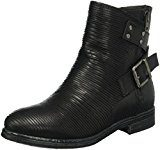 Clarks Sicilly Dove, Stivali Bassi Donna, Nero (Black Interest Leather), 37 EU