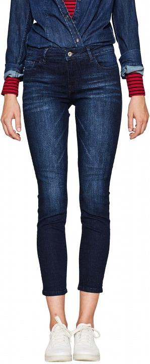 ESPRIT Blue Blu edc Jeans Wash Skinny Dark 087CC1B042 Donna by 0YYfqw5 f1ab5453703a