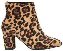Tronchetti con motivo leopardato