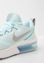 Nike Performance AIR MAX FURY Scarpe running neutre glacier blue/metallic silver