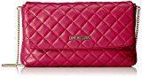 Love Moschino Borsa Nappa Pu Trap.fuxia - Borse a tracolla Donna, Pink (Fuchsia), 15x27x5 cm (B x H T)