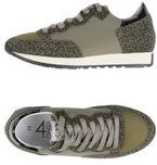 QUATTROBARRADODICI - CALZATURE - Sneakers & Tennis shoes basse - on YOOX.com