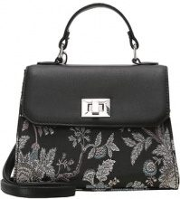 New Look PATTY BAROQUE Borsa a mano black pattern