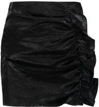 Fashion Union PACO RUFFLE  Minigonna black