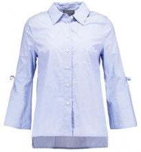 Mint Velvet POPLIN Camicia bluebell