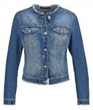 LOVE - Giacca di jeans - used blue