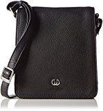 Gerry Weber Flap Bag S 08/90/02014-900, Borsa donna - Nero, 5 cm (L x A x P)