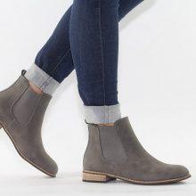 Chelsea boots scamosciati