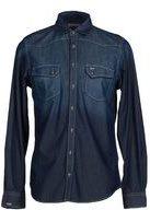 SUN 68 - JEANS - Camicie jeans - on YOOX.com