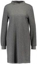 Vero Moda VMFRILLY  Vestito di maglina medium grey melange