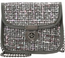 New Look BONNIE BOUCLE XBODY Borsa a tracolla grey