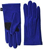 Echo Touch Basic Glove, Guanti Donna, Blue (Primary Blue), Small