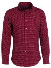 Polo Ralph Lauren BRUSHED TWILL SLIM FIT Camicia cherry red