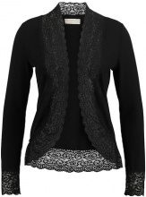 Cream VANESSA CARDIGAN Cardigan pitch black