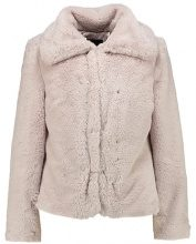 New Look SHORT FAUX FUR Giacca da mezza stagione light pink
