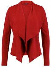 comma Cardigan red melange