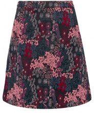 Dorothy Perkins JACQUARD  Minigonna black/pink