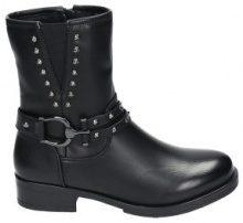 Stivali con rivetti