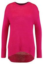 New Look LONGLINE Maglione pink