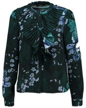 ONLY ONLMILAN PLEAT FLOUNCE  Camicetta scarab
