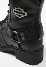 Harley Davidson EDA Stivali con i lacci black
