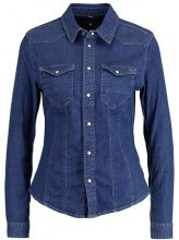 GStar TACOMA SLIM SHIRT LS Camicia lt wt okhan stretch denim