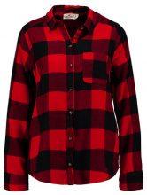 Hollister Co. PLAID UPDATE  Camicia dark red