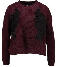 New Look PATCH Maglione berry