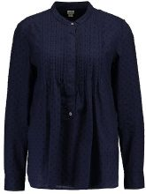 GAP PINTUCK SWISS DOT Camicetta new navy