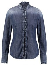 Sisley Camicia dark denim