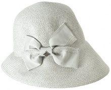 Seeberger Serie Susi, Cappelli da Sole Donna, Grau (Hellgrau 0013), Taglia Unica