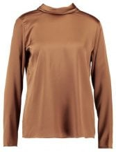 Banana Republic MOCK NECK Camicetta camel
