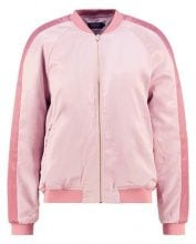 Soaked in Luxury SARABELLA Giubbotto Bomber light rose