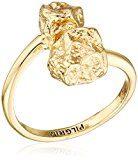 Pilgrim Piercing ad anello Donna placcato_oro - 191742004